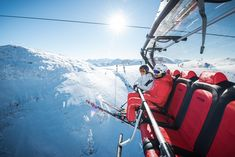 The top 10 ski resorts in Europe: find out who dominates the European ski market in 2018 and who always makes it into the top Ski Holidays, Alps, Skiing, Fighter Jets, Single Parent, Ski Resorts, Europe, Travel, Dance Floors
