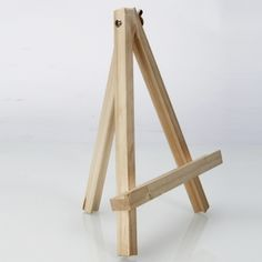 9 Inch Artist Easel Wood Tripod Tabletop Display