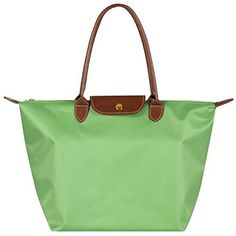 New Trending Tote Bags: Bagerly Fashion Unisex Waterproof Shoulder Hand Bag Tote Bag (Green). Bagerly Fashion Unisex Waterproof Shoulder Hand Bag Tote Bag (Green)   Special Offer: $9.99      488 Reviews Durable Nylon Fabric Nylon Fabric: waterproof, wear resistant and wrinkle resistant. Polyester lining: soft and feeling comfortable. Ultra-light weight: only 0.4 pounds. Superb on...