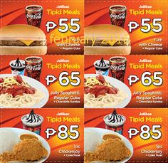 Kostenlose druckbare Gutscheine: Jollibee Coupons by shanygrande Chocolate Sundae, Coupons For Boyfriend, Jollibee, Coupon Stockpile, Free Printable Coupons, Love Coupons, Grocery Coupons, Extreme Couponing, Coupon Organization