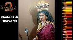 Bahubali 2 - Drawing Prabhas - 3D drawing of Prabhas   Realistic drawing Prabhas   Drawing Devasena - Anushka Shetty   Incredible scene of Bahubali 2 3d Drawings, Realistic Drawings, Colorful Drawings, Prabhas And Anushka, Bahubali 2, Actor Picture, Scene, The Incredibles, Actors
