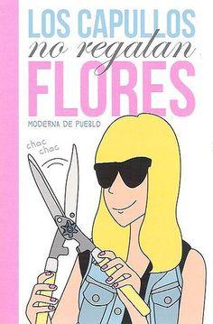 Moderna de pueblo: Hoy os recomendamos Moderna de pueblo un cómic donde una chica moderna de pueblo intenta buscar el hombre ideal. ¿Lo encontrara?