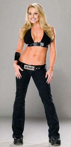 WWE Divas - Trish Stratus - News - OMG I love me some Trish Stratus sphere lol she was an awesome wrestler ! Beautiful
