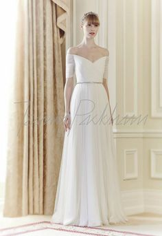"""Jenny Packham """"Belle"""" sample available at Sincerely Helen Rodrigues, Sydney"""