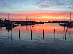 #sunset #beautiful #finland #ekenäs