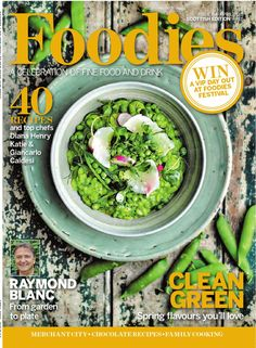 Foodies Magazine April Issue 2015