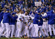 World Series Game 1 Win