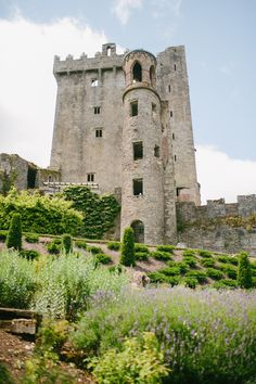 Kiss the Blarney Stone atop Blarney Castle and you'll receive the gift of the gab!