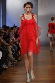 Collette Dinnigan Ready To Wear Spring Summer 2014 Paris - NOWFASHION