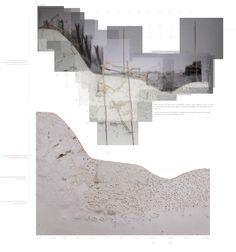 Plaster with sponge model M.Arch Y6 — Trisha Chauhan