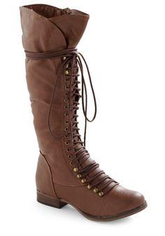 Follow the Cedar Boot in Medium Brown, #ModCloth