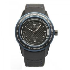 Corsa watch, Black/Blue
