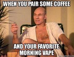 My Monday Morning #vapememe #meme #vape #vapelifestyle #vapenation #vapedaily #vapelove #vapecommunity #vapefam #vaping #vapestagram #vaper #vapeescapes #vapeon #vapeordie #vapehappy #vapely
