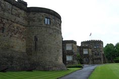 Skipton Castle - North Yorkshire England