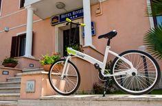 Al BW Riviera di Fiumicino.. si pedala! :) Scopri il servizio di noleggio #biciclette gratuito per gli ospiti dell' #hotel