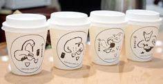 「カフェ かわいい カップ」の画像検索結果