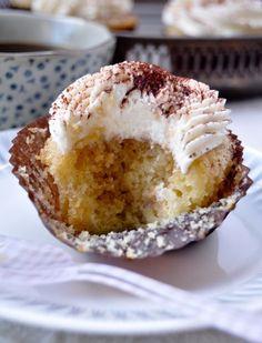 tiramisu cupcakes from Gourmet Today