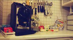 Didiesse Aura Bar in kitchen www. Nespresso, Coffee Maker, Kitchen Appliances, Bar, Coffee Maker Machine, Diy Kitchen Appliances, Coffee Percolator, Home Appliances, Coffee Making Machine