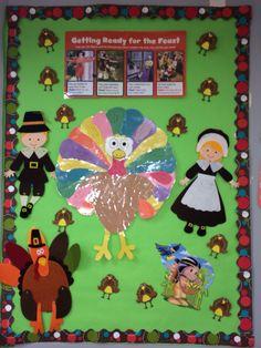 Thanksgiving bulletin