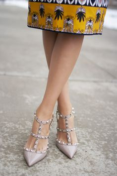 Valentino, this is a must