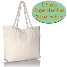 Premium Canvas Cloth Tote Bag with rope handles and magnet closure gets you confidently from store to home without ripping and spilling. Personalize neutral totes bag with rope handles with company logo or your favorite saying! Canvas Tote Bags Wholesale, Wholesale Bags, Cheap Tote Bags, Promotional Bags, Burlap Bags, Personalized Tote Bags, Beach Tote Bags, Printed Tote Bags, Embroidery