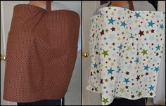 Made By Lisa G: Reversible Hooter Hider Tutorial. Straightforward and easy! Yes!
