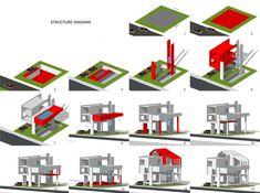 NQ House,Diagram