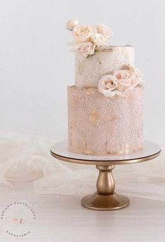 unique wedding cakes, wedding cake trends best wedding cakes 2020 Best Picture For Wedding Cake rustic For Your Taste You are looking for something, and it is going to tell you exa Fall Wedding Cakes, Unique Wedding Cakes, Beautiful Wedding Cakes, Wedding Cake Designs, Beautiful Cakes, Wedding Cake Pink, Rosegold Wedding Cake, Purple Wedding, Wedding Cake Two Tier