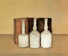Giorgio Morandi - Still Life 1952.