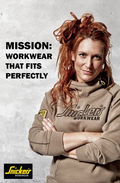 Are you looking for workwear with a lot of functionality and a good fit? At Snickers Workwear we have a complete line of womens #workwear, so you can find the perfect working outfit. Learn more by following this pin.