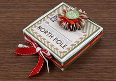 pizza box gift card holder