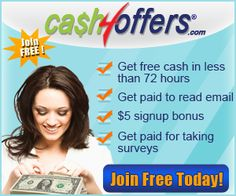 get paid to read emails, take surveys and take free offers
