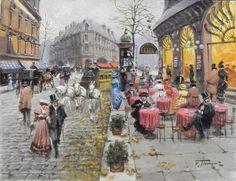 Francesco Tammaro, 1939 | Belle Époque painter