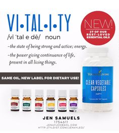 Introducing the Young Living Vitality Line! / Internal Use, Essential Oils for internal use, Essential Oils for dietary use What Are Essential Oils, Essential Oil Safety, Young Living Essential Oils, Young Living Vitality, What To Use, Living Essentials, Presents For Men, Young Living Oils, Lavender Lemonade