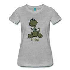 Tee shirt PI-Rex - Le Math Saurus | Spreadshirt | ID: 27122152