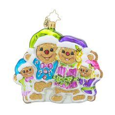 "Christopher Radko Ornament - ""Meet the Sweets"""