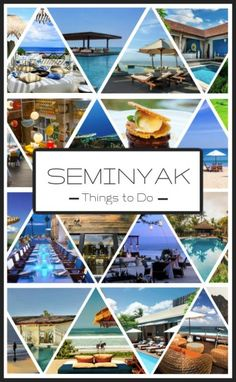 15 Luxurious and Indulgent Things to do in Seminyak, Bali. You're going to like this list.