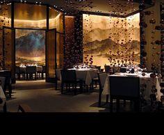Mirage Restaurant . Las Vegas - Isometrix. Not your average looking restaurant.
