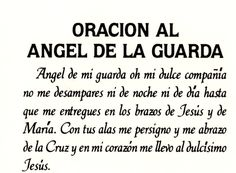 """Beautiful prayer to the Guardian Angel in Spanish. Order # Size # of Decals on Sheet Sheet Price Z 109 2 1/2"""" X 2"""" 12 7.00 Ceramic Waterslide Decals Suitable Application: Fired and Non-Fired Suggested"""