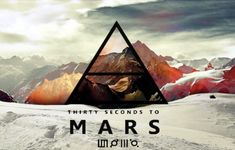 30 seconds to mars logo - Google Search