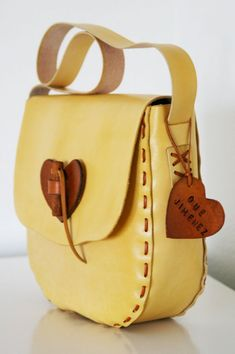 Terrific leather bag.