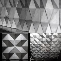 Geometry is everywhere. #3dtiles #relieftiles #concretetile #geometry #industrialdesign #interiordesign #homedesign #walldecor #concrete #designideas #architecture #interiordesign #interiorstyling #homedesign #design #walltile #tileaddiction #tiles #homebeautiful #interior123 #customconcrete #gfrc by concretorium