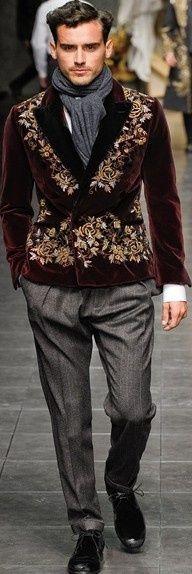 Dolce , Gabbana Fall Winter 2012 ??