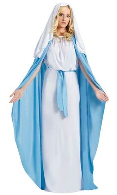 Mary Costume - Christmas Costumes
