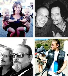""""""" Sons of Anarchy 2008−2014 """""""