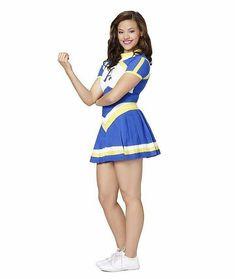 Good Always Win (Descendants: BenxOC) (Completed) - Chapter The Tourney Game - Wattpad Descendants Characters, Disney Descendants 3, Descendants Cast, Descendants Costumes, Descendants Videos, Descendants Pictures, Cheerleaders, Cheerleading Outfits, Smallville