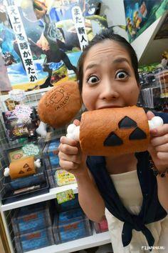 Grilled deliciously!  #kotobukiya #akihabara #tokyo #100tokyo #japan #japankuru #cooljapan #totoro #ghibli #tokyothisweek #shopping #monsterhunter