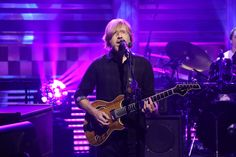 Phish's 'Chilling, Thrilling' Halloween Show: By the Numbers The Vermont band returns to Las Vegas, playing new songs and taking on a lost Disney gem