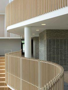 International School Ikast-Brande by C.F. Møller I Like Architecture
