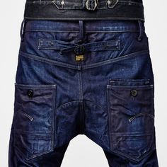 G-Star Alcatraz 3d loose tapered - Men - Jeans  - G-Star